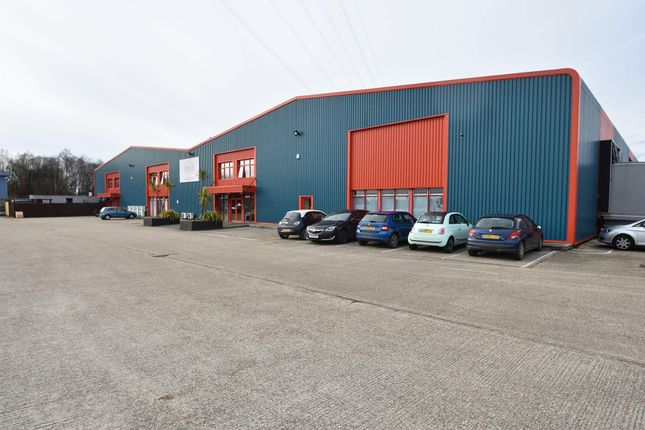 Thumbnail Warehouse to let in Unit 90 Woolsbridge Industrial Estate, Wimborne