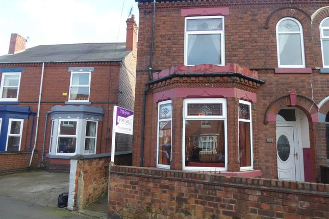 Front Elevation of Station Road, Long Eaton, Nottingham NG10