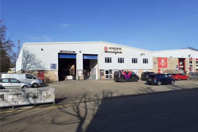 Thumbnail Warehouse to let in Unit 1 Boyatt Wood Industrial Estate, Goodwood Road, Eastleigh