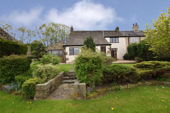 Thumbnail Equestrian property for sale in Lane Side, Leeds
