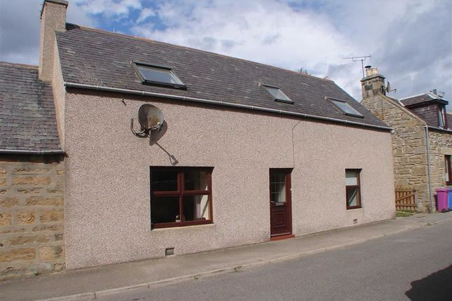 Thumbnail Semi-detached house for sale in Thom Street, Hopeman, Elgin