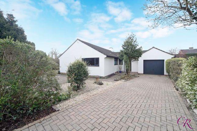 Thumbnail Detached bungalow for sale in Cleevelands Avenue, Cheltenham
