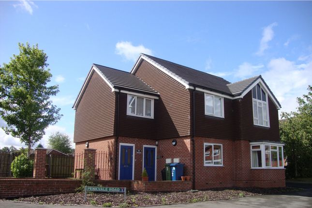 3 bed flat to rent in The Maples, Penkvale Road, Stafford