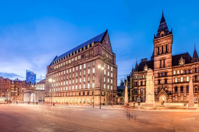 Flat for sale in Fully Managed Manchester Buy To Let, Charles St, Manchester