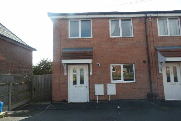 3 bed property to rent in Bond Street, Staveley, Chesterfield