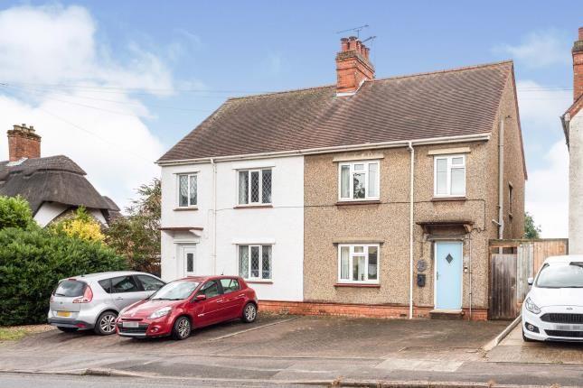 Thumbnail Semi-detached house for sale in Buckingham Road, Bletchley, Milton Keynes, Buckinghamshire