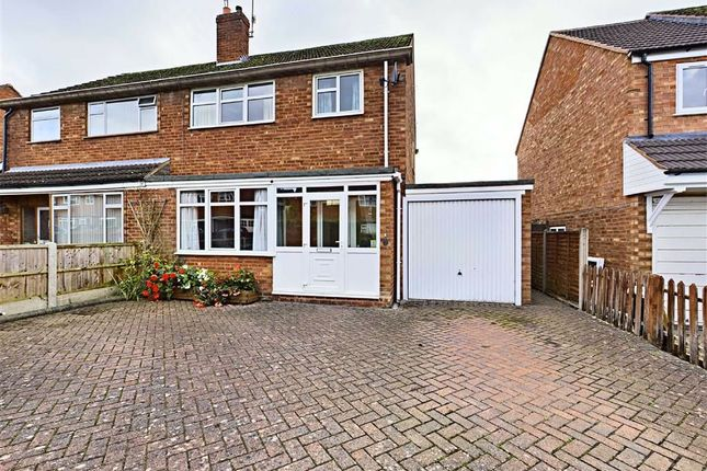 3 bed semi-detached house for sale in Birchfield Close, Worcester WR3