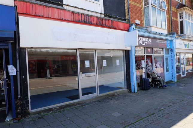 Thumbnail Retail premises to let in Holton Road, Barry, Vale Of Glamorgan