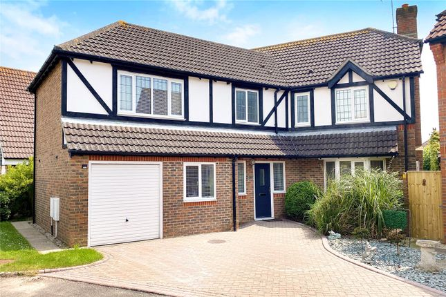 Thumbnail Detached house for sale in Carina Drive, The Dell, Angmering, West Sussex