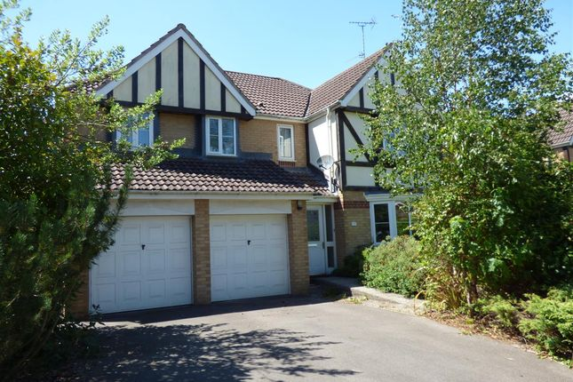 Thumbnail Detached house to rent in Castle Wood, Chepstow