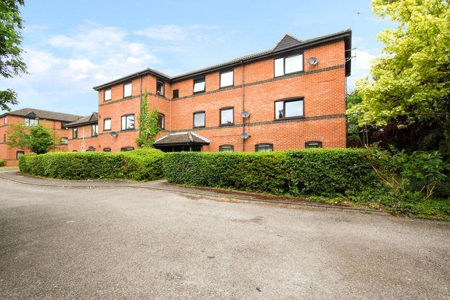 Thumbnail Flat for sale in Wetherby Gardens, South Farnborough, Farnborough