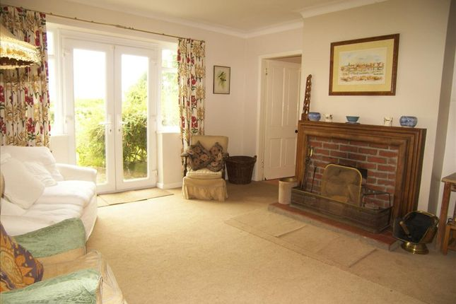 Thumbnail Detached house to rent in Longhorsley, Morpeth
