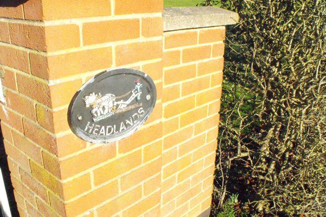 Thumbnail Land for sale in Warton Lane, Austrey, Atherstone