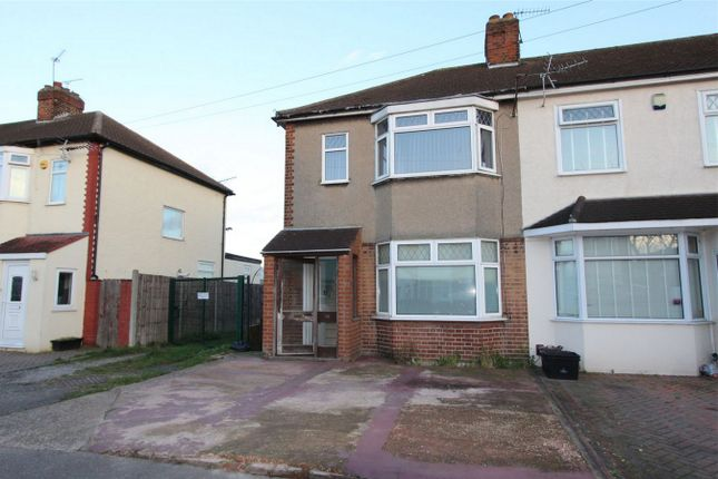 3 bed end terrace house for sale in Eastfield Road, Waltham Cross, Hertfordshire