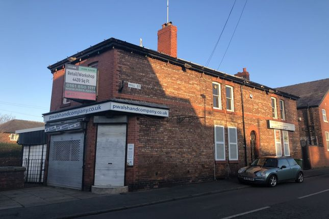 Thumbnail Detached house for sale in Burton Road, West Didsbury, Manchester