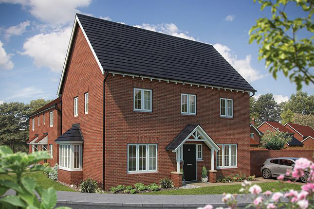 """Thumbnail Detached house for sale in """"The Chestnut"""" at St. James Way, Biddenham, Bedford"""