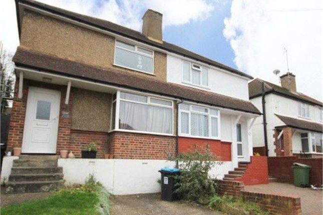 Thumbnail Semi-detached house to rent in Maynard Road, Hemel Hempstead