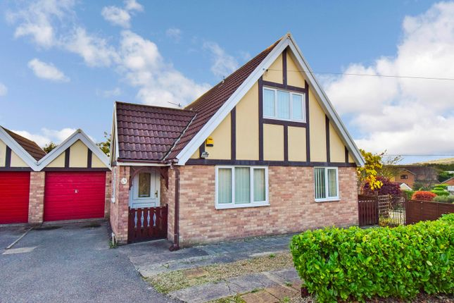 Thumbnail Bungalow for sale in Cornfield Rise, Bedwas, Caerphilly