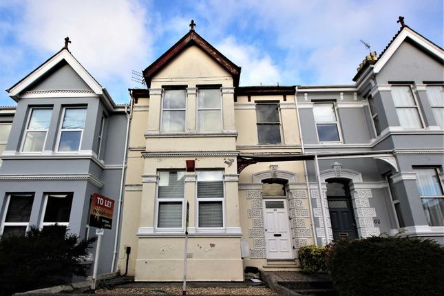 Thumbnail Flat to rent in Gff Peverell Park Road, Plymouth