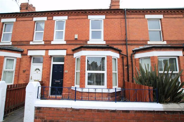 Thumbnail Terraced house for sale in Ermine Road, Chester, Cheshire