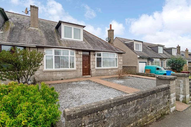 Thumbnail Semi-detached house for sale in Muirfield Crescent, Dundee