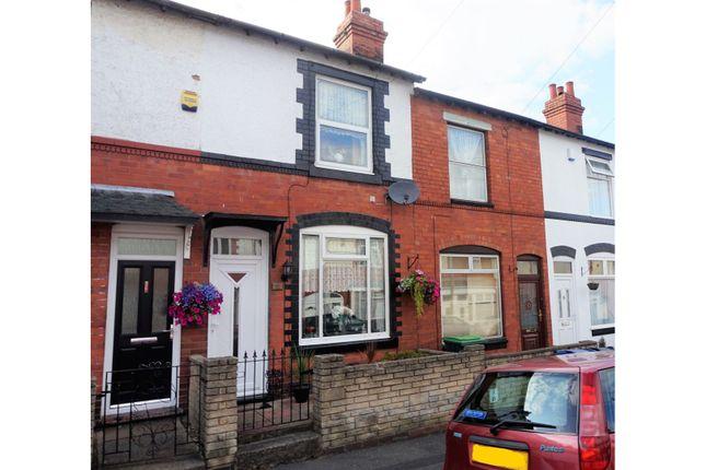 Terraced house in  Clarendon Road  Smethwick  Birmingham