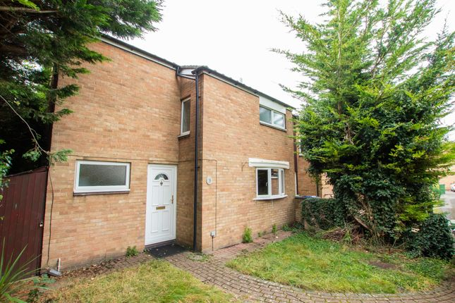 Thumbnail End terrace house to rent in Tenby Close, Cambridge