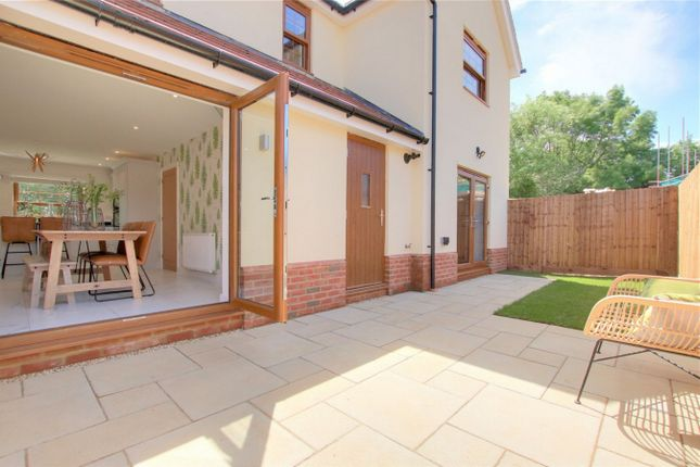 Thumbnail Semi-detached house for sale in Iceni Rise, Colliers End, Ware, Hertfordshire