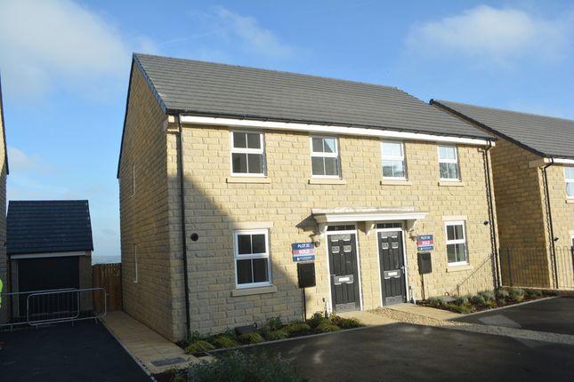 3 bed semi-detached house for sale in Church Drive, St John's Walk, Hoylandswaine