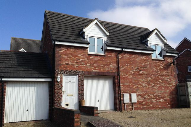 Thumbnail Detached house to rent in Woolpitch Wood, Chepstow