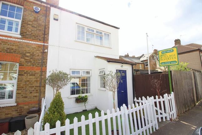 3 bed end terrace house for sale in Shirley Road, Sidcup