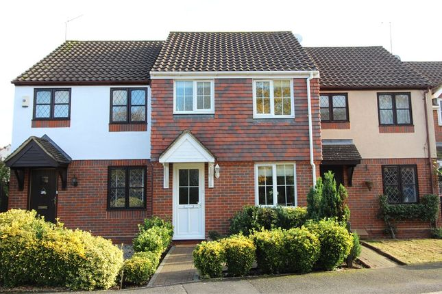 Thumbnail Terraced house for sale in Gower Park, College Town, Sandhurst, Berkshire