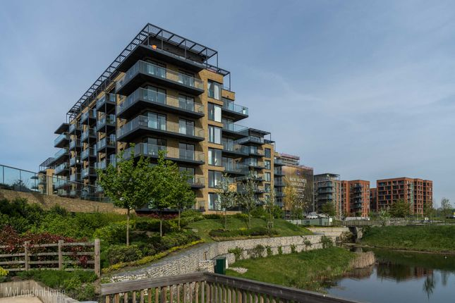 Thumbnail Flat for sale in The Square, Tower 3, Kidbrooke Village, Greenwich