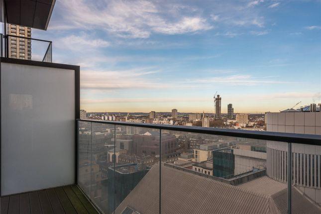 Balcony of Moor Lane, City Of London EC2Y