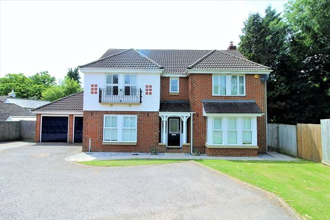 Thumbnail Detached house for sale in Abergavenny Gardens, Copthorne, Crawley, West Sussex.