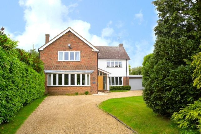Thumbnail Detached house for sale in Station Road, Felsted, Dunmow