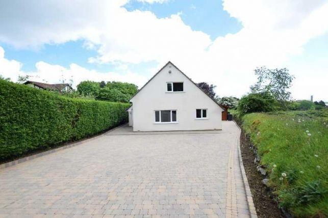 Thumbnail Detached house for sale in Annacur Lane, Douglas