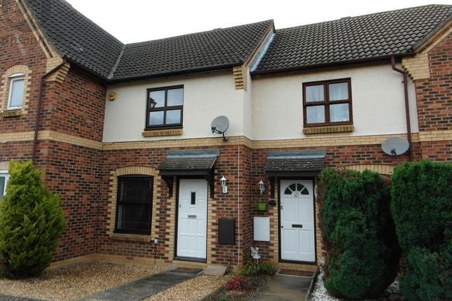 Thumbnail Terraced house for sale in Riverfield Drive, Bedford