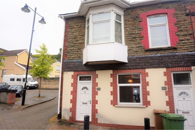 Thumbnail Flat for sale in 120 Commercial Street, Caerphilly