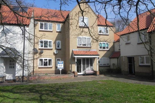 2 bed flat to rent in The Paddock, Sleaford NG34