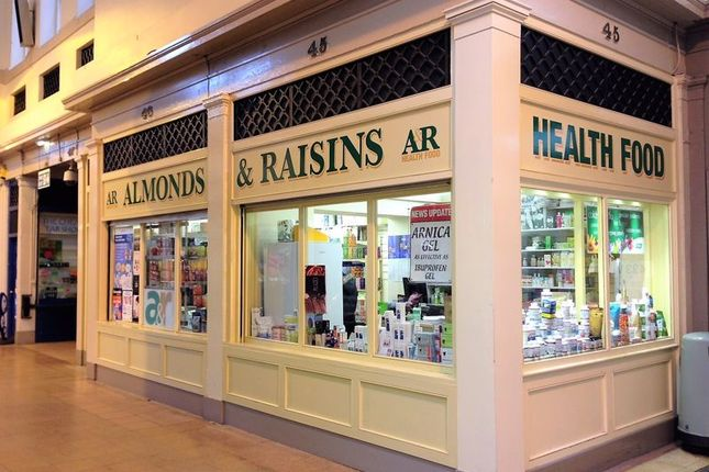 Thumbnail Retail premises for sale in Almonds & Raisins, 44 Grainger Market, Newcastle Upon Tyne