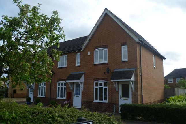 Thumbnail Property to rent in Swallow Close, Brackley