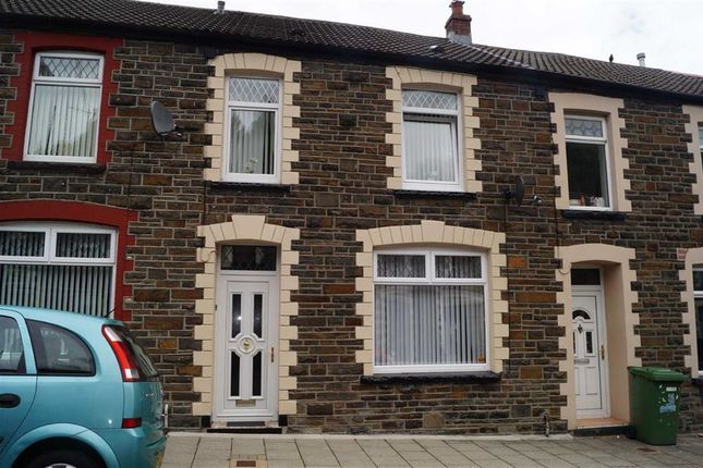 Thumbnail Terraced house for sale in Cadwaladr Street, Mountain Ash