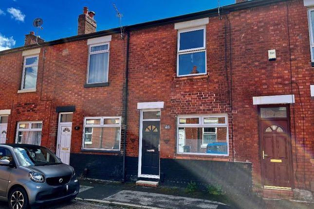 2 bed terraced house for sale in Buckingham Street, Heaviley, Stockport SK2