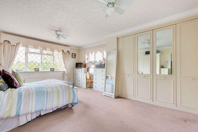 Master Bedroom of Wellfield Gardens, Carshalton SM5