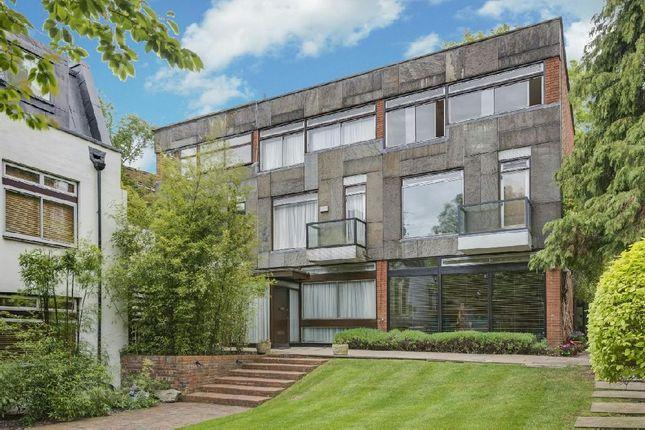 Thumbnail Terraced house for sale in Oak Hill Park Mews, Hampstead Village