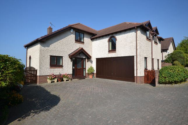 Thumbnail Detached house for sale in Bryn Colwyn, Old Colwyn