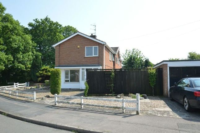 Thumbnail Semi-detached house for sale in Spinney Avenue, Countesthorpe, Leicester