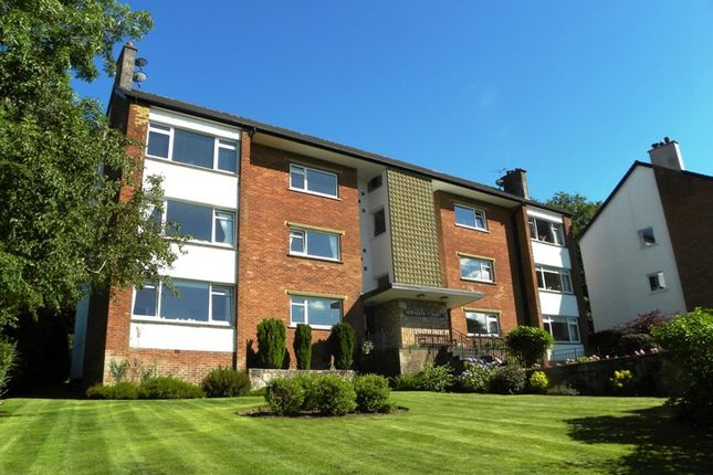 Thumbnail Flat for sale in Herndon Court, Glasgow