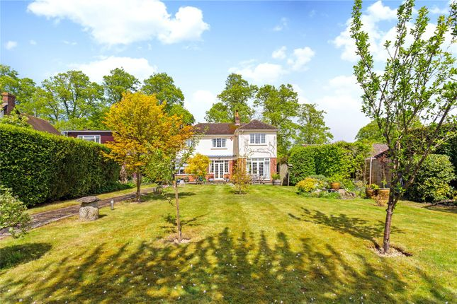 Thumbnail Detached house for sale in Stonehenge Road, Amesbury, Salisbury, Wiltshire